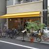 【閉店】 下北沢のサイクルカフェ、cafe sacoche(カフェ サコッシュ)