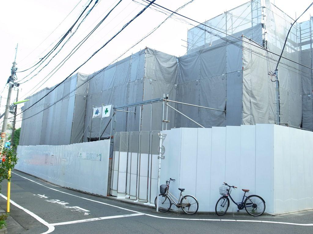 ガーデンコート代沢 【大成建設】