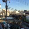 2014年3月の下北沢駅周辺の様子