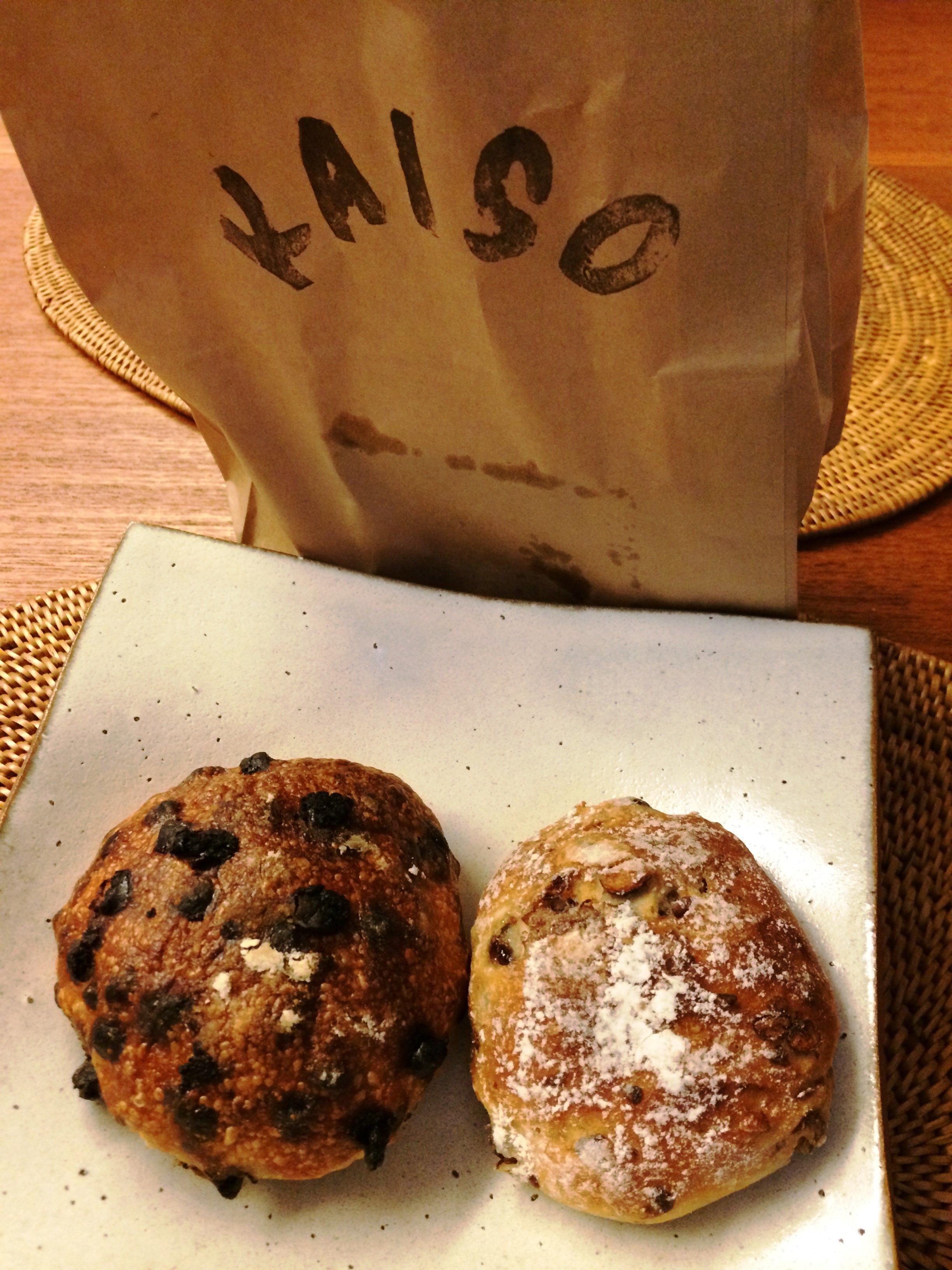 カイソ(kaiso)のパン
