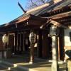 代田八幡神社へ初詣 2015