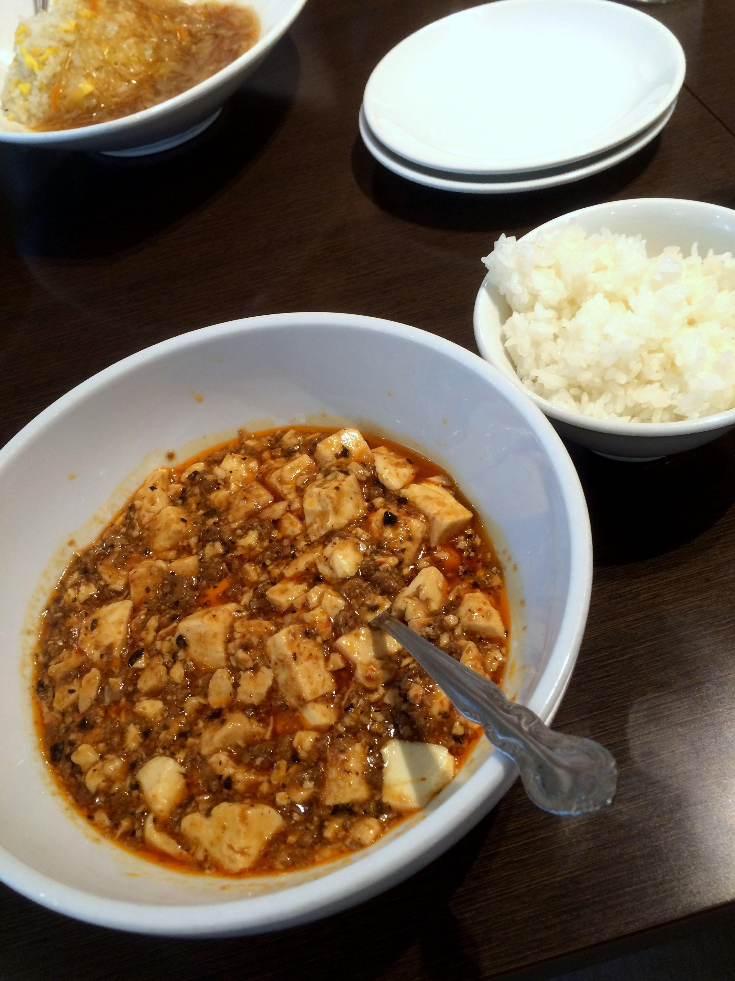 下北沢の四川料理のお店、「天華」に再び行ってきました。