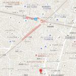 下北沢南口を下ったところにあるタイ料理店「ティッチャイ」