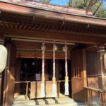 代田八幡神社へ初詣 2017