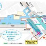 小田急下北沢駅の南西口ができて駅までの距離は変わるのか