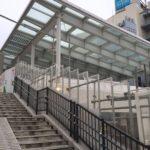 2週間後にオープンを控えた小田急線 下北沢駅の南西口レポート