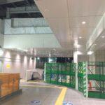 小田急線下北沢駅南西口がいよいよ明日10/28オープン