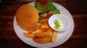 ハンバーガー屋を巡る旅「ヴィレッジヴァンガード ダイナー 下北沢店」