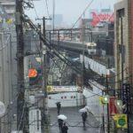 京王井の頭線の下北沢駅も地味に大工事中