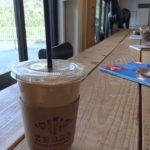 「ZEBRA EXPRESS Coffee & Croissant 下北沢店」が閉店したので、「Zebra Coffee津久井本店」に行ってきた