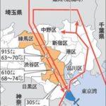 羽田新ルートで下北沢も飛行機騒音被害の可能性