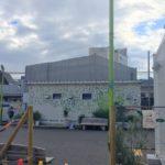 小田急線・下北沢駅ビルの外観の様子(2018年10月末時点)