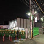 下北沢駅中央口改札使用開始まであと2週間