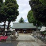 隠れた散策コース「松陰神社」