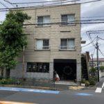 太子堂中学校前にカフェができていた「REbirthday」