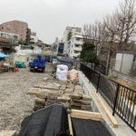 SHIMOKITA COLLEGE(シモキタカレッジ)前の空き地が工事開始か!?