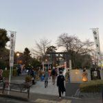 2021年の初詣は松陰神社へ