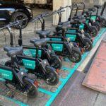 好きな場所に返却できるレンタル自転車「LUUP」が増えている