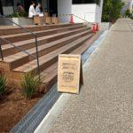「マスタードホテル下北沢」内にカフェ「SIDEWALK COFFEE」がオープン
