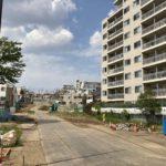2021年4月時点の「都市計画道路補助26号線」(三宿二丁目~池尻四丁目)