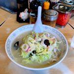 三軒茶屋の「長崎」でちゃんぽんを食べてきた