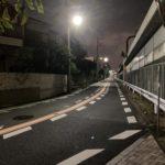 世田谷代田~梅が丘間の赤堤通りが歩行者にとって優しくない件